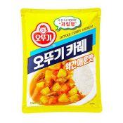 Ottogi Curry Powder Medium Hot 2.2lb(1kg), 오뚜기 카레 분말 - 약간매운맛 2.2lb(1kg)