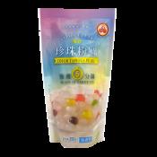 WuFuYuan Color Tapioca Pearl 8.8oz(250g), WuFuYuan 컬러 타피오카 펄 (버블티용) 8.8oz(250g)