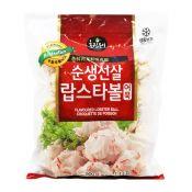 Choripdong Flavoured Lobster Ball 1.1lb(500g),초립동이 순생선살 랍스타볼 어묵 1.1lb(500g)