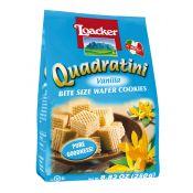Loacker Quadratini Vanilla 8.82oz(250g), Loacker Quadratini 바닐라 8.82oz(250g)