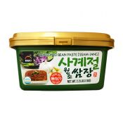 HAIO Seasoned Bean Paste 2.2lb(1kg), HAIO 사계절 원조 쌈장 2.2lb(1kg)