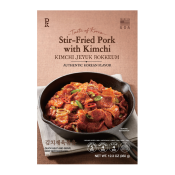 emart PK Stir-Fried Pork with Kimchi 12.03oz(350g), 이마트 PK 김치 제육볶음 12.3oz(350g), emart PK Stir-Fried Pork with Kimchi 12.03oz(350g)