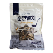 Smoked Dried Anchovy 7oz(200g), 훈연 멸치 7oz(200g)