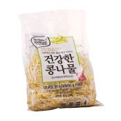 Raw Nature's Soybean Sprouts 12oz(340g), 자연담은 건강한 콩나물 12oz(340g)