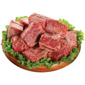 Certified Angus Beef Cut Short Ribs 2lb(907g), CAB (Certified Angus Beef) 앵거스 토막 찜갈비 2lb(907g)