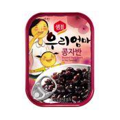 Sempio Braised Black Beans in Soy Sauce 2.4oz(70g), 샘표 우리엄마 콩자반 2.4oz(70g)