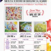 [TX] Winners of Art Contest!