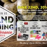[Grand Opening] Hmart Torrance, CA