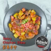 Spicy Chicken Stew / 닭볶음탕