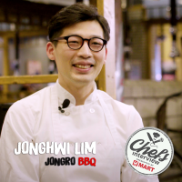 Chef Jonghwi Lim at Jongro BBQ (종로상회) : Korean Spicy Pork / 제육볶음