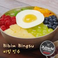 Bibim bingsu / 비빔빙수