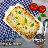 Tofu gratin / 순두부그라탕