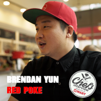 Chef Brendan Yun : Red Poke NYC