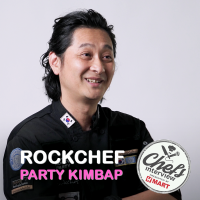 Chef Rock's Flower Kimbap Recipe / 락쉐프 꽃김밥