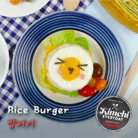 Rice burger / 밥버거