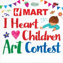 [2019] The 4th Illinois H Mart Children Art Contest