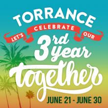 H Mart Torrance 3rd Year Anniversary Event