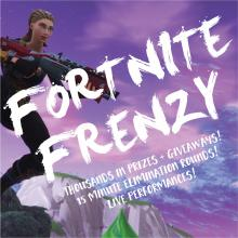 H Mart Austin Fortnite Frenzy! One Day ONLY !