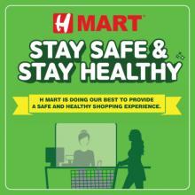 Stay Safe & Stay Healthy