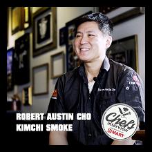 Chef Robert Cho at Kimchi Smoke BBQ : Korean Slaw / 양배추 샐러드