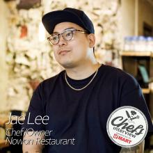 Chef Jae Lee at Nowon : Numbing Cucumber Salad / 사천 후추 오이 샐러드