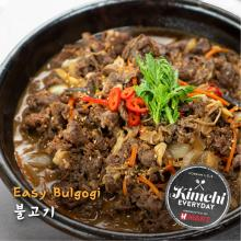 Easy Bulgogi / 불고기