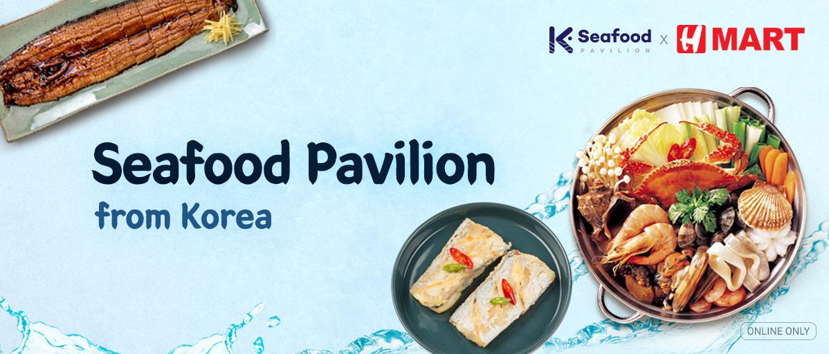 korean seafood sale