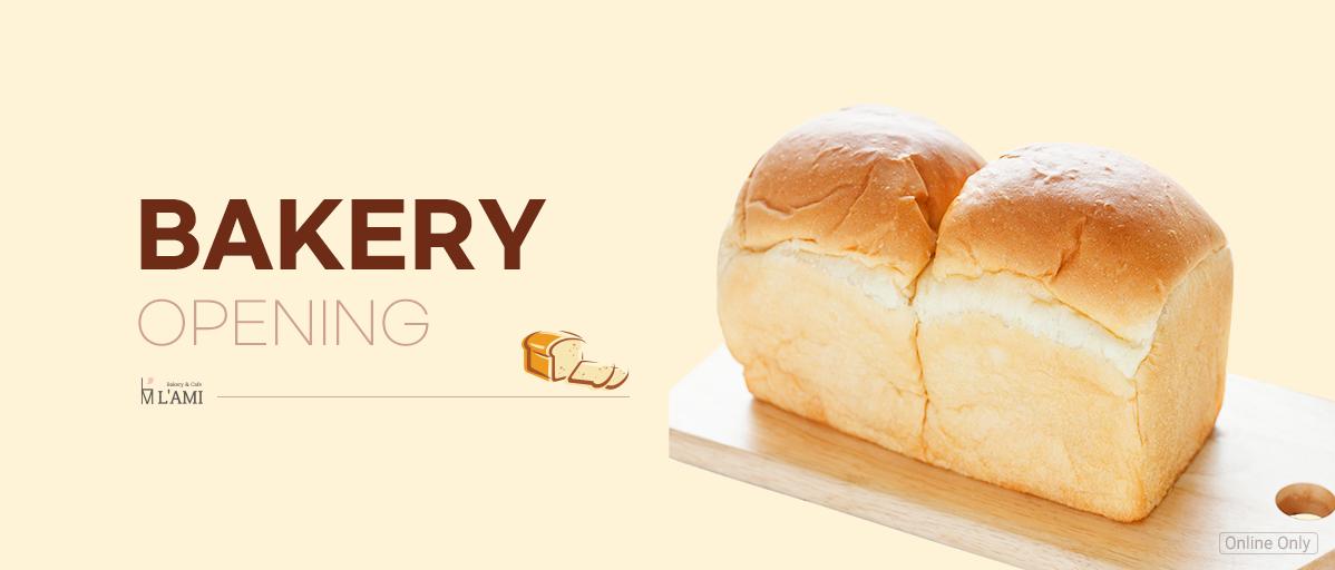bakery opening