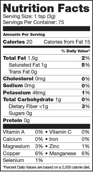 Organic Cacao Nibs 8oz(227g)